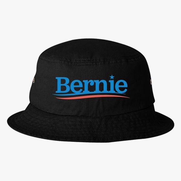 5c788d8235f4c Bernie Sanders for President Bucket Hat (Embroidered)