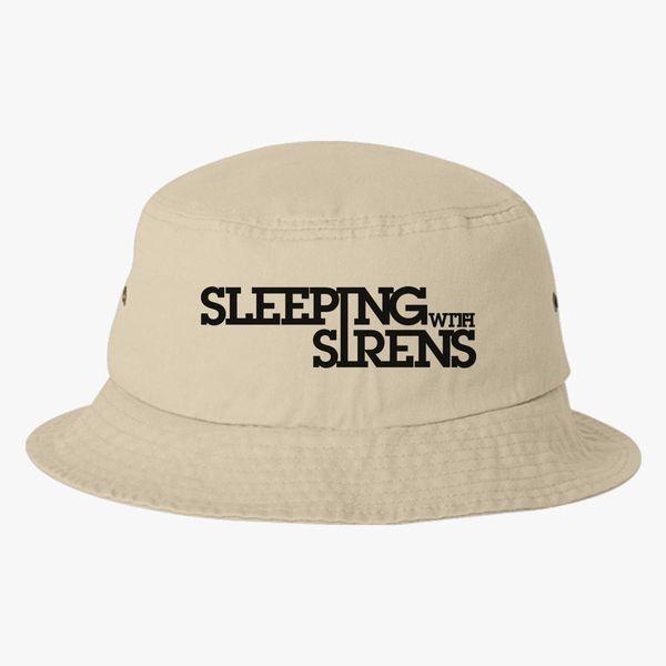 sleeping with sirens Bucket Hat (Embroidered) | Hatsline com