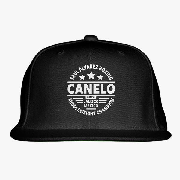 Canelo Alvarez 2 Snapback Hat  518da417f72