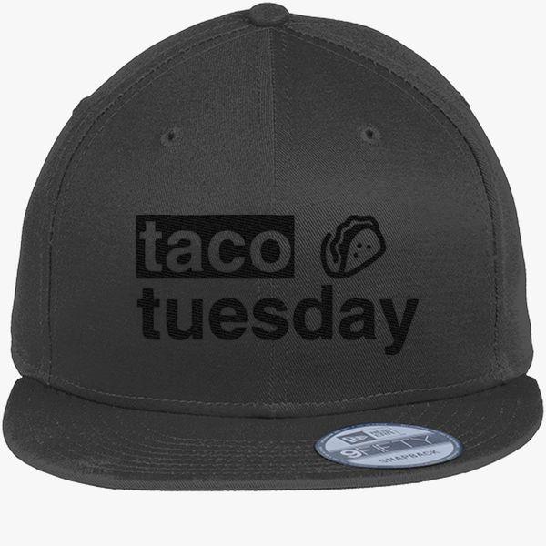 Taco Tuesday New Era Snapback Cap - Embroidery +more 3784ecdb1ff