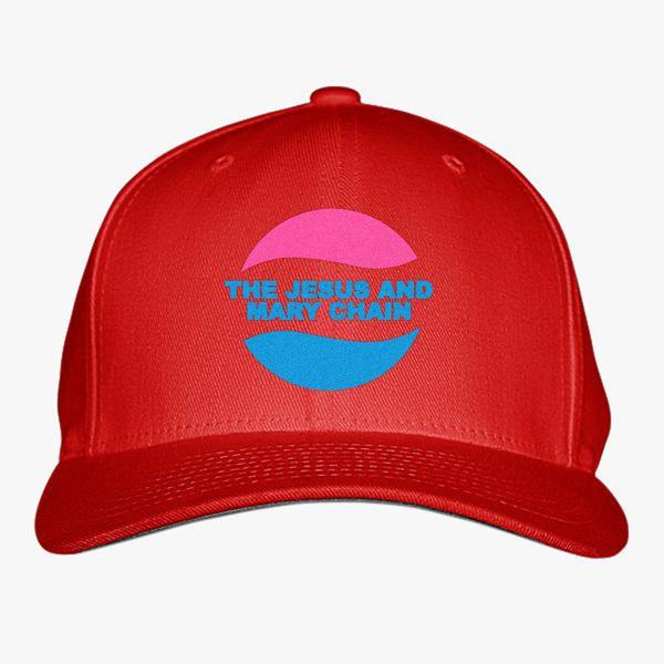 d3cb5991d0309 JAMC Pepsi Baseball Cap (Embroidered)