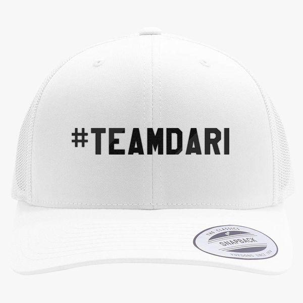 fb8193077704d Darius Dobre Team Darius Retro Trucker Hat - Embroidery +more
