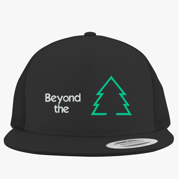 c278fe1e42cb8 Beyond The Sugar Pine 7 Trucker Hat - Embroidery +more
