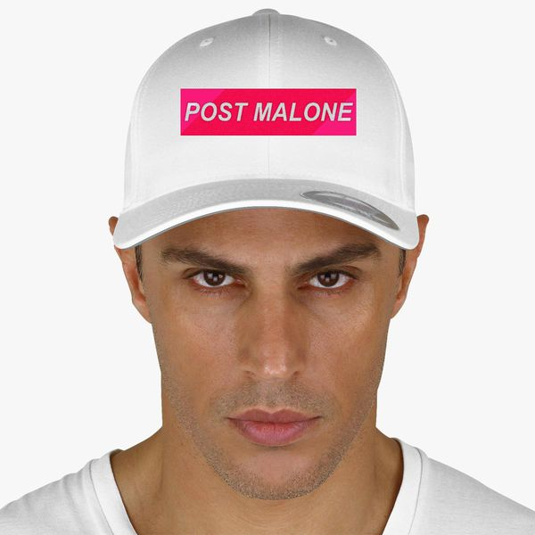 Post Malone Baseball Cap - Embroidery +more d5d27c87dd86