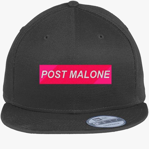 Post Malone New Era Snapback Cap - Embroidery +more c5349239bedc