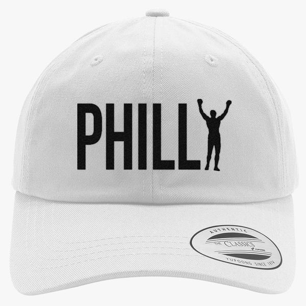 ed2a80b1 Philly Dilly Stallone Cotton Twill Hat (Embroidered) | Hatsline.com