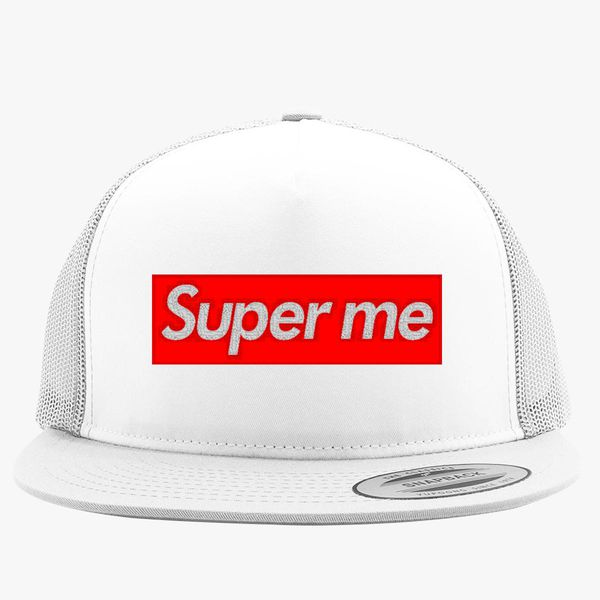 super me Trucker Hat (Embroidered) | Hatsline com