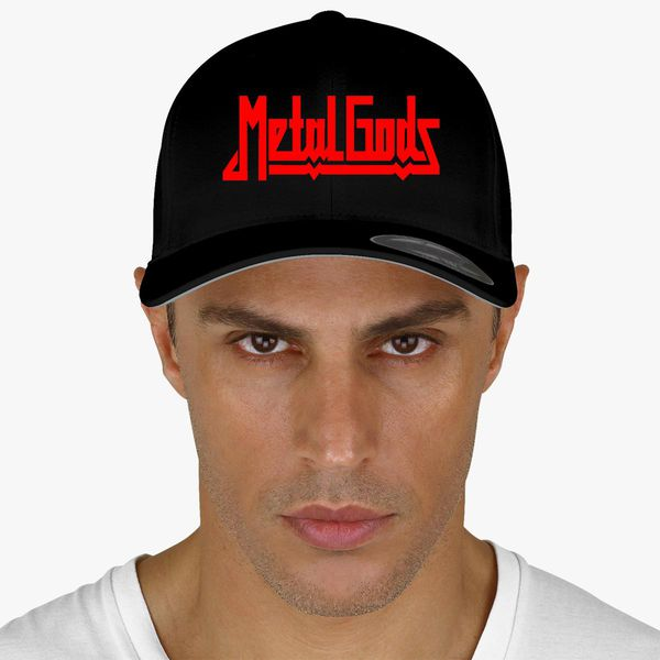 Judas Priest Metal Gods Baseball Cap - Embroidery Change style 8bdb2868a2d7