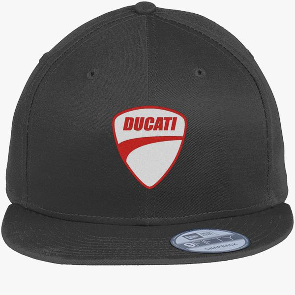 Ducati New Era Snapback Cap - Embroidery +more 05740d950de4