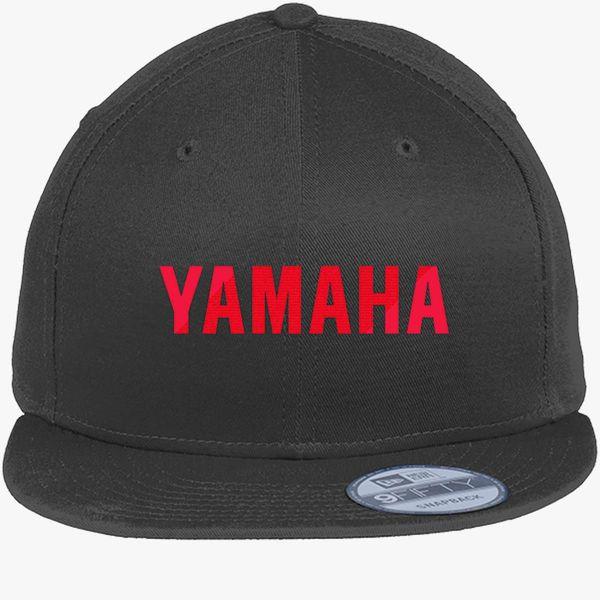 fa3e0d3a70033 Yamaha Logo New Era Snapback Cap - Embroidery +more