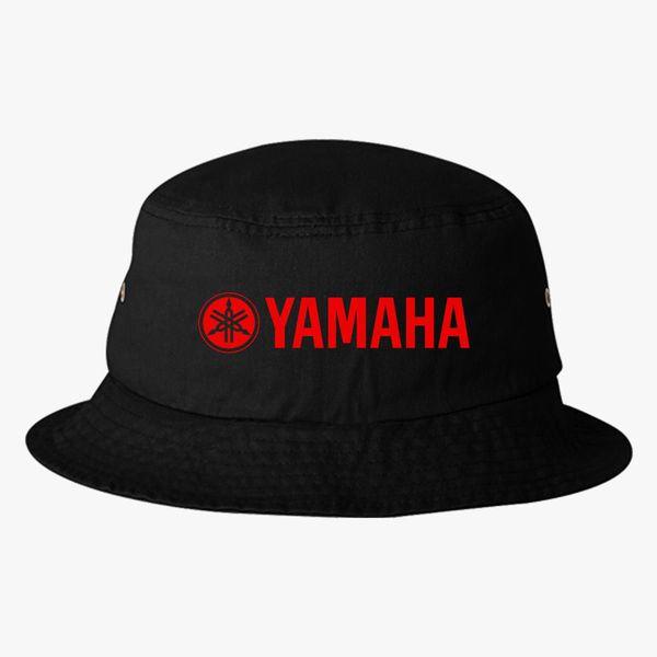 0705dd10 Yamaha Logo Bucket Hat (Embroidered) | Hatsline.com