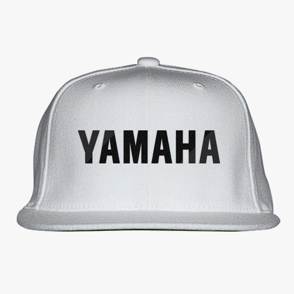 4337c105 Yamaha Logo Snapback Hat (Embroidered) | Hatsline.com