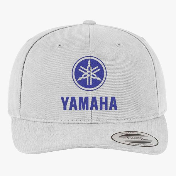 Yamaha Logo Brushed Cotton Twill Hat - Embroidery +more 8acb677796f