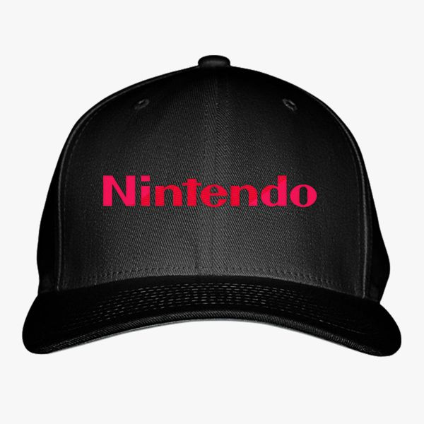77b1767ab1 Nintendo Baseball Cap (Embroidered)
