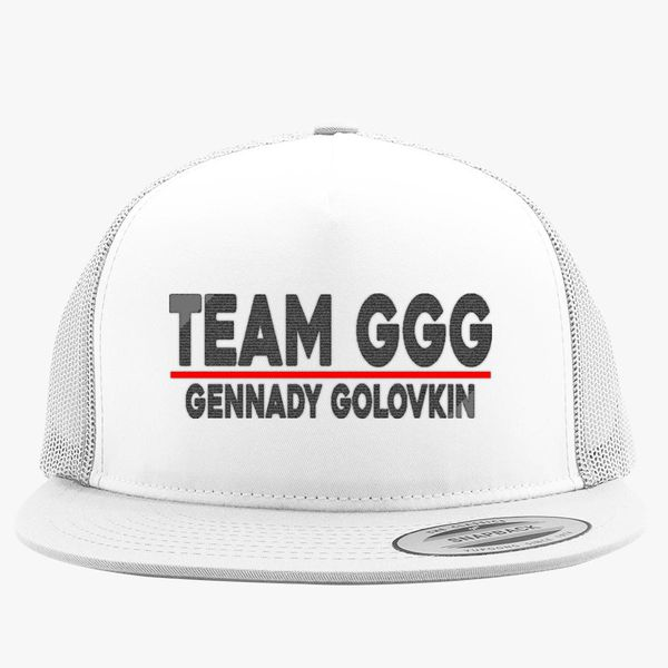 Team GGG Gennady Golovkin Trucker Hat - Embroidery +more 2acf5ece1832