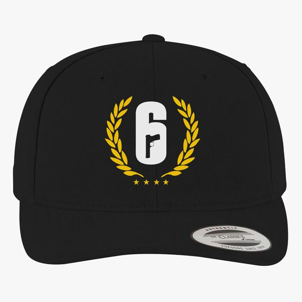 Rainbow Six Siege Brushed Cotton Twill Hat Embroidered