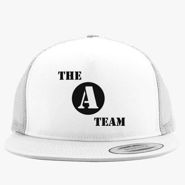 e041bb77b6b8f5 The A Team Trucker Hat (Embroidered) | Hatsline.com