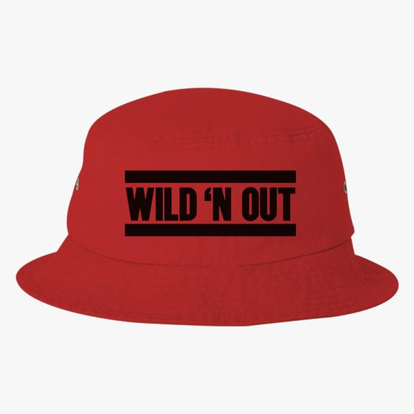 0c2bb7e081f211 Wild n Out Bucket Hat - Embroidery +more