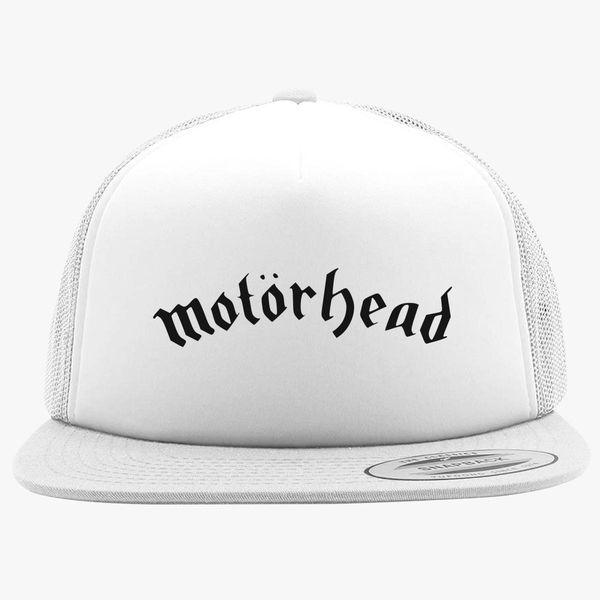 89b7599e48f MotorHead - Motörhead Logo No Shadow Foam Trucker Hat +more