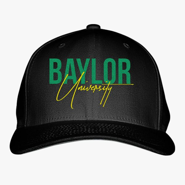 baylor university Baseball Cap (Embroidered)  bcefe685dff