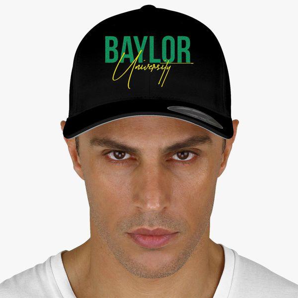 baylor university Baseball Cap - Embroidery +more ae6bd2903f35