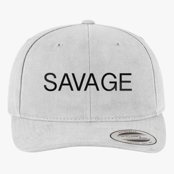 474c3f47e Savage Martinez Twins Brushed Cotton Twill Hat - Embroidery +more