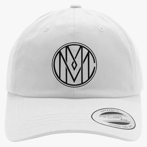 Marilyn Manson Symbols Cotton Twill Hat +more 307c498fadf