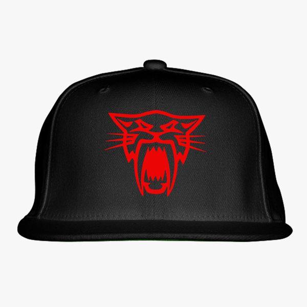 57926325297 Arctic Cat Head Head Snapback Hat +more
