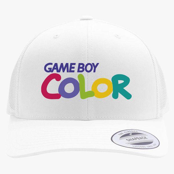 Playboy color snap back mesh trucker hat adjustable Great looking