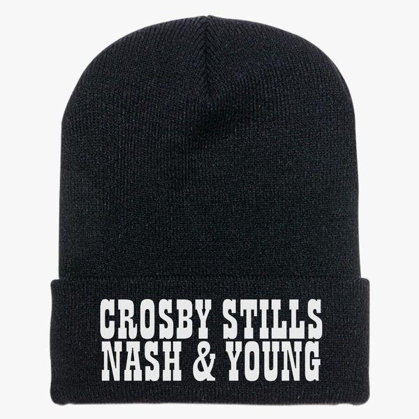 b877f7c2c3c82 Crosby Stills and Nash Knit Cap ...