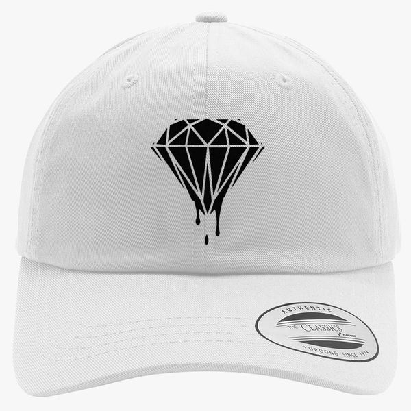 debdb837 Leaking Diamond Cotton Twill Hat (Embroidered) | Hatsline.com