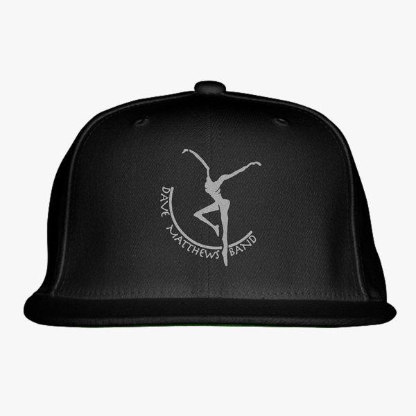 Dave Matthews Bands Snapback Hat Embroidered Hatsline