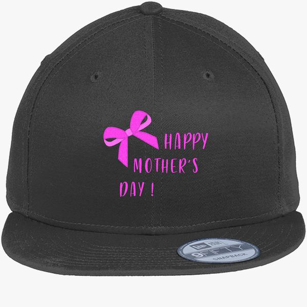 9add1df8686b4 Happy mother s day! New Era Snapback Cap - Embroidery +more