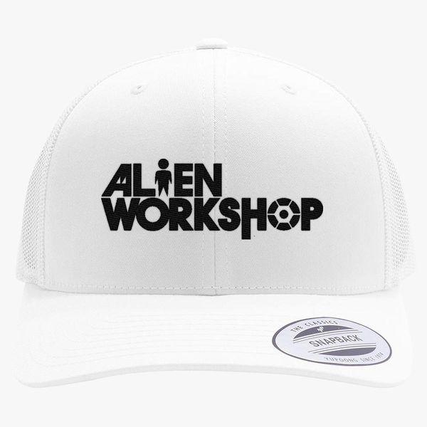 b71b0c4970e Alien Workshop Retro Trucker Hat - Embroidery +more