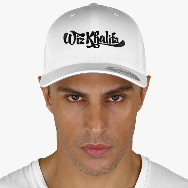 Wiz Khalifa Baseball Cap - Embroidery +more 6a08fc5ce07