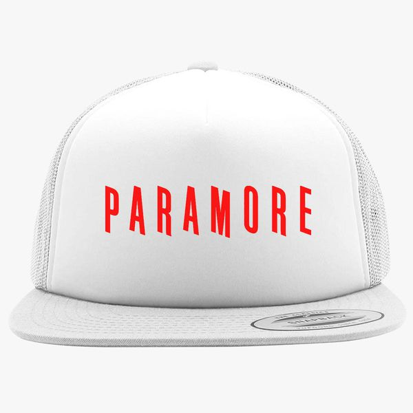 1a52dabb9ce Paramore Foam Trucker Hat +more