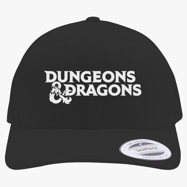 3405e64461e dungeons and dragons Retro Trucker Hat +more