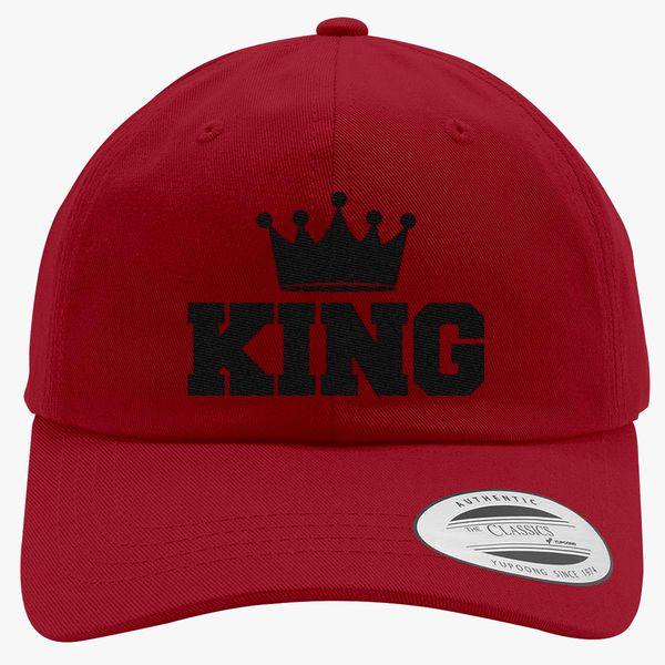 a7edefa4d King Cotton Twill Hat (Embroidered) | Hatsline.com