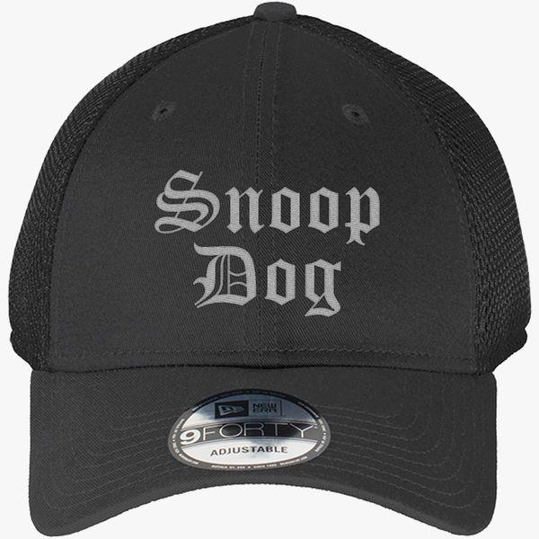 edf93a421a0024 Snoop Dog New Era Baseball Mesh Cap (Embroidered)   Hatsline.com