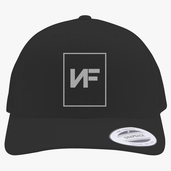 NF Retro Trucker Hat - Embroidery +more fd5cece75a5b
