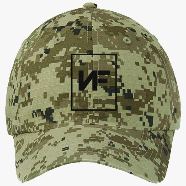 4ef014a92eb Nf Rapper Ripstop Camouflage Cotton Twill Cap - Embroidery +more