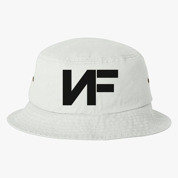 Nf Rapper Bucket Hat - Embroidery Change style a6de0516864f