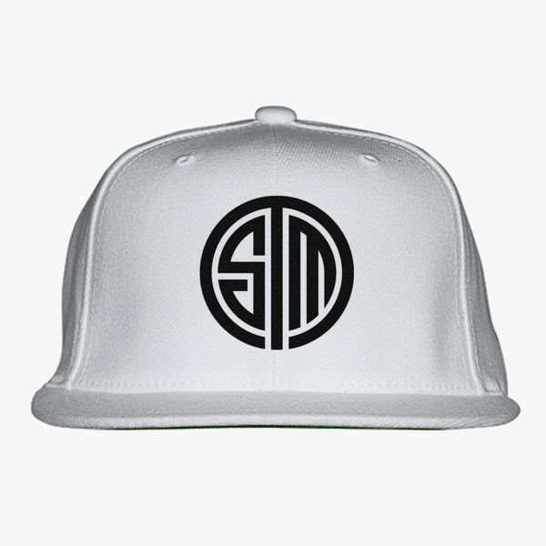 2b1671fefb109 tsm team solomid logo Snapback Hat (Embroidered) | Hatsline.com