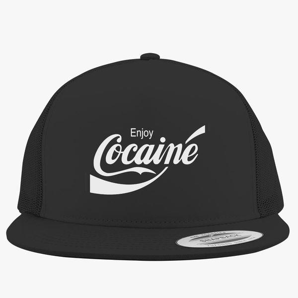 Enjoy Cocaine funny Coke Trucker Hat +more f210b1b78e6e