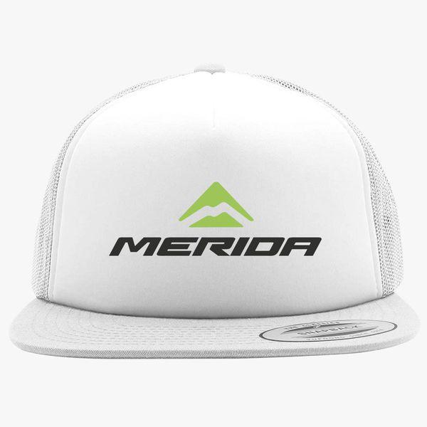 Merida Bikes Logo Foam Trucker Hat | Hatsline com