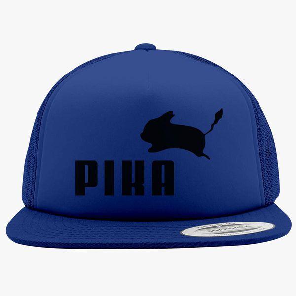 dbf63c1b9b1d60 Pika by Puma Foam Trucker Hat   Hatsline.com