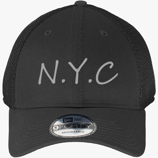 68a4f3c582f new york city nyc New Era Baseball Mesh Cap - Embroidery +more