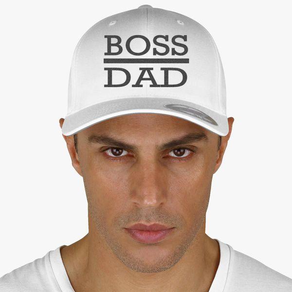 817f12fac6c11 boss dad Baseball Cap - Embroidery +more