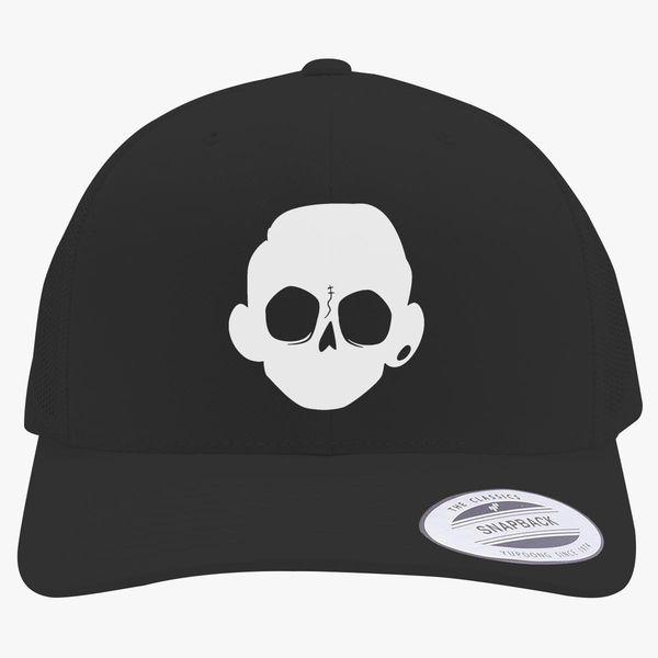 Zomboy Head Logo Retro Trucker Hat +more fa210c2e29c