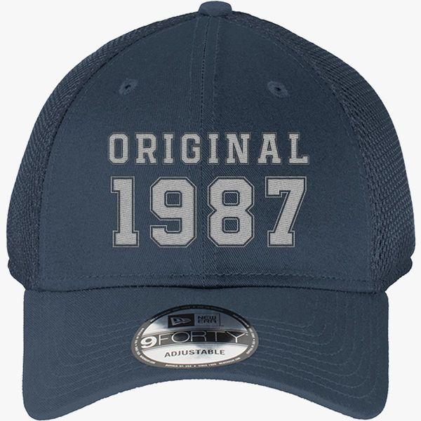31st Birthday New Era Baseball Mesh Cap